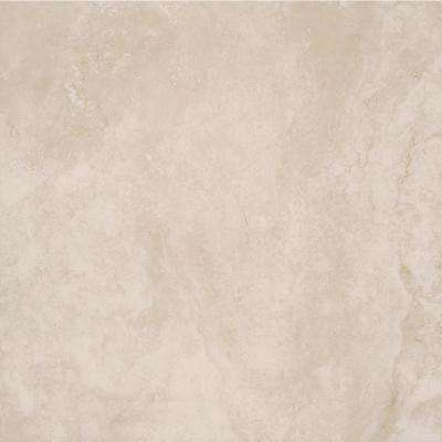 Tierra Ivory 24 in. x 24 in. Porcelain Paver Floor and Wall Tile (8 sq. ft. / case)