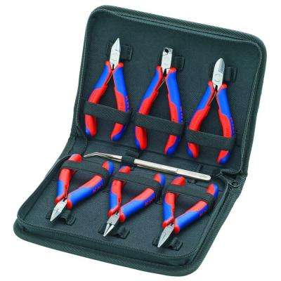 Electronic Pliers Set (7-Piece)