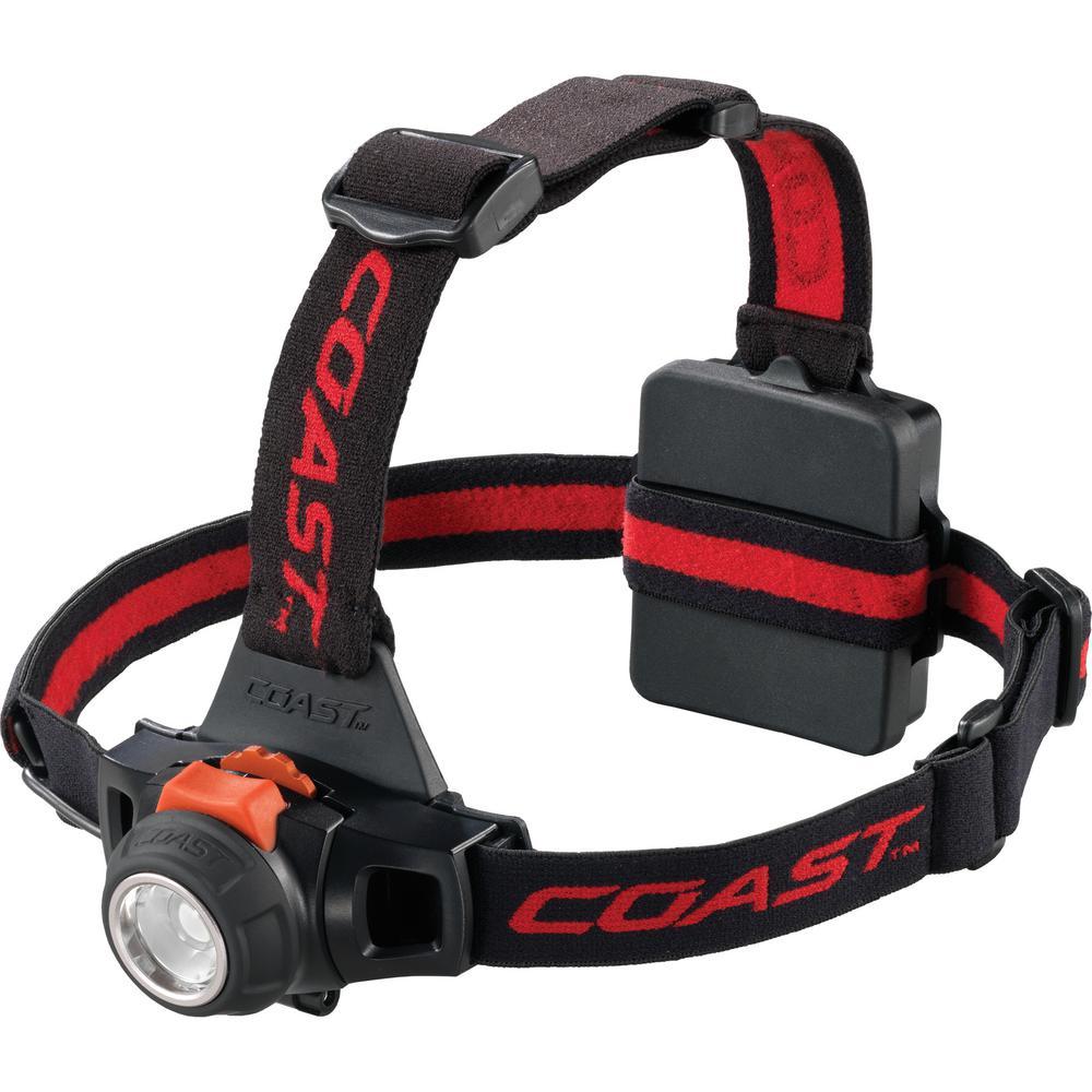 Coast HL27 330 Lumen Focusing LED Headlamp by Coast