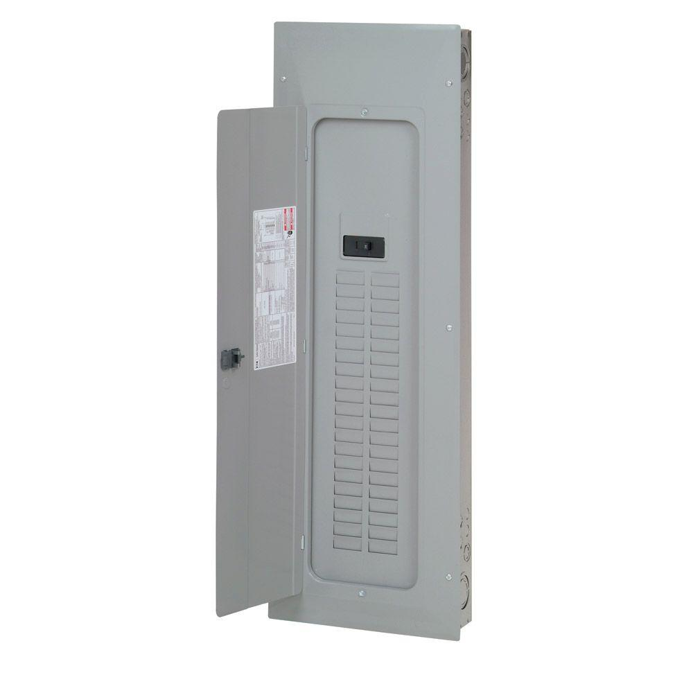 Eaton BR 225 Amp 42-Space 42-Circuit Indoor Main Breaker Loadcenter ...