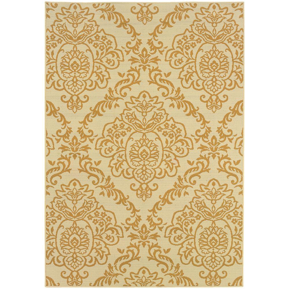Home decorators collection bimini cream 9 ft x 13 ft for Home decorators indoor outdoor rugs