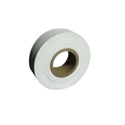 1-3/16 in. x 300 ft. White Flagging Tape (12-pack)