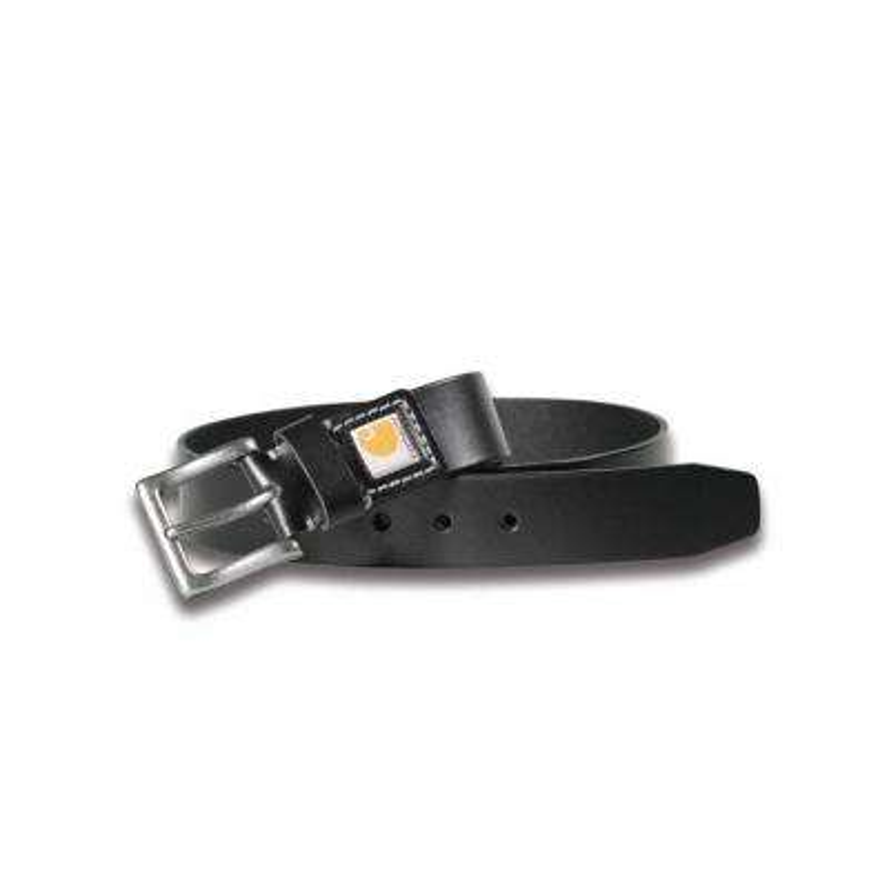 Men's Size 34 Black Leather Legacy Belt