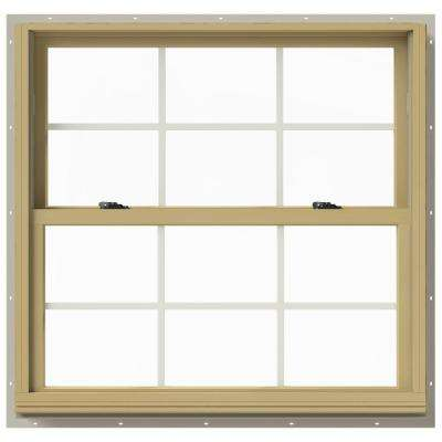 37.375 in. x 36 in. W-2500 Double Hung Aluminum Clad Wood Window