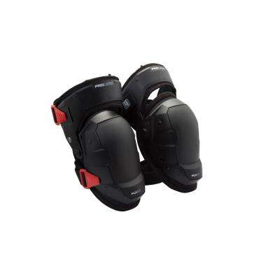 Professional Black Foam Thigh Support Stabilization Safety Knee Pads