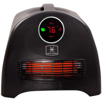 Sahara 1,500-Watt Infrared Quartz Portable Heater with Built-In Thermostat and Over Heat Sensor