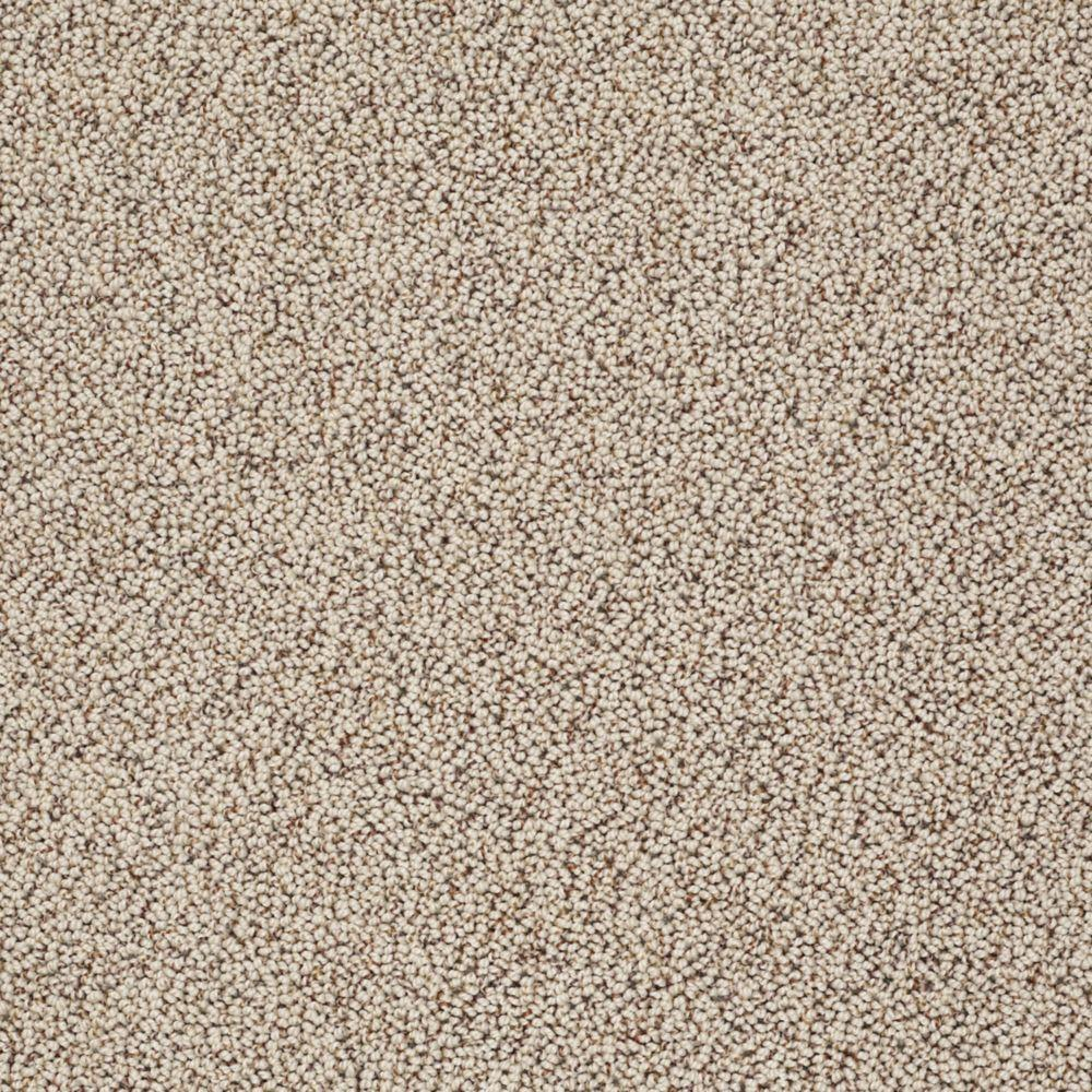 Martha Stewart Living Kentmere - Color Tobacco Leaf 6 in. x 9 in. Take Home Carpet Sample