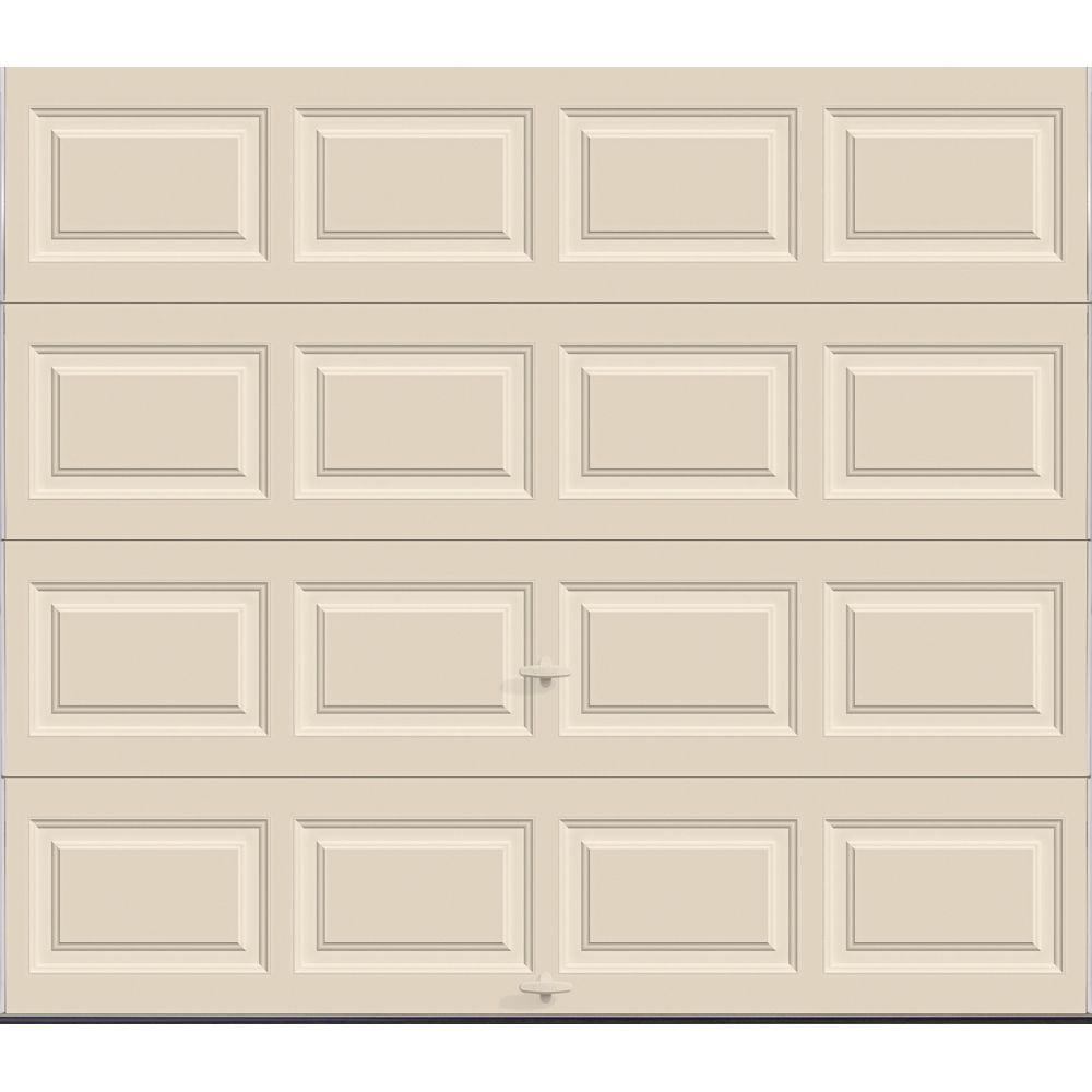 Clopay Classic Collection 8 Ft. X 7 Ft. 12.9 R Value Intellicore Insulated