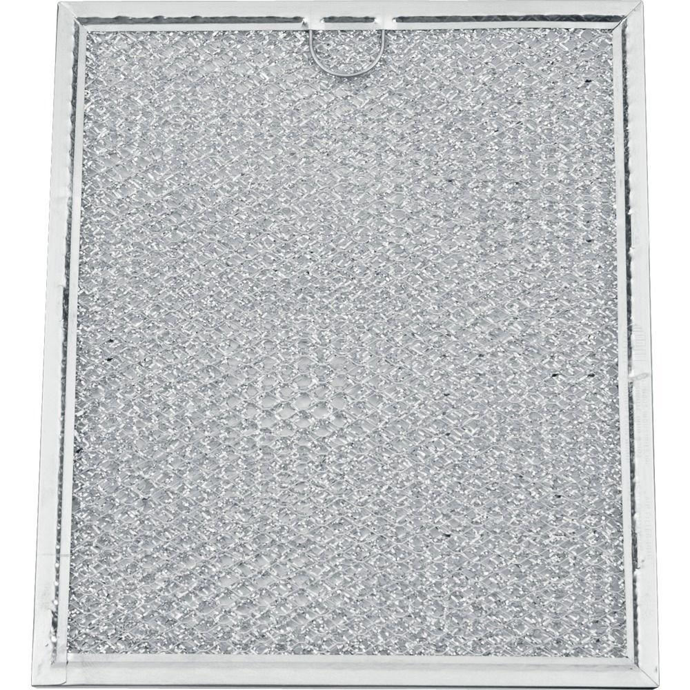 GE Over the Ran Microwave Grease Filter, Silver This filter fits most GE over the range microwave ovens. Use the GE Over-the-Range Microwave Grease Filter to help capture your cooking grease. The replacement filter works with most GE over-the-range microwave ovens. Color: Silver.