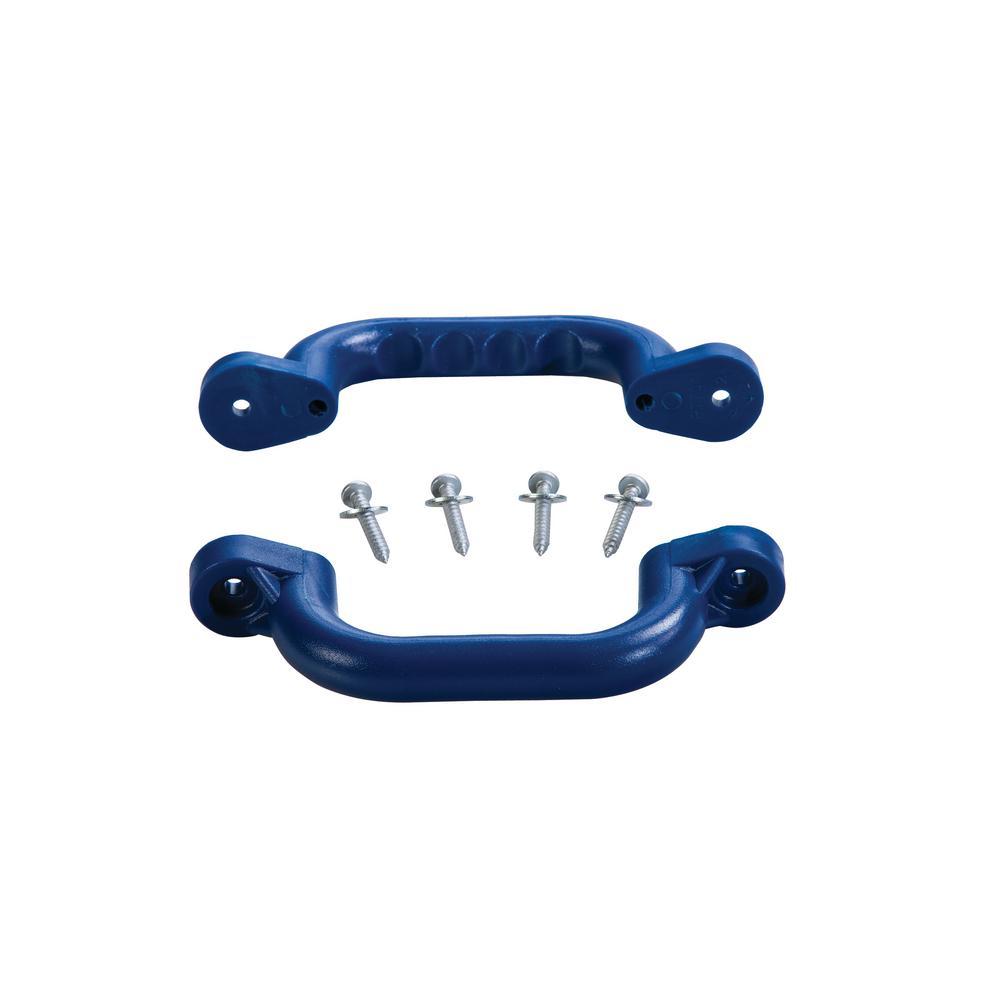 Safety Handles (Set of 2) - Blue