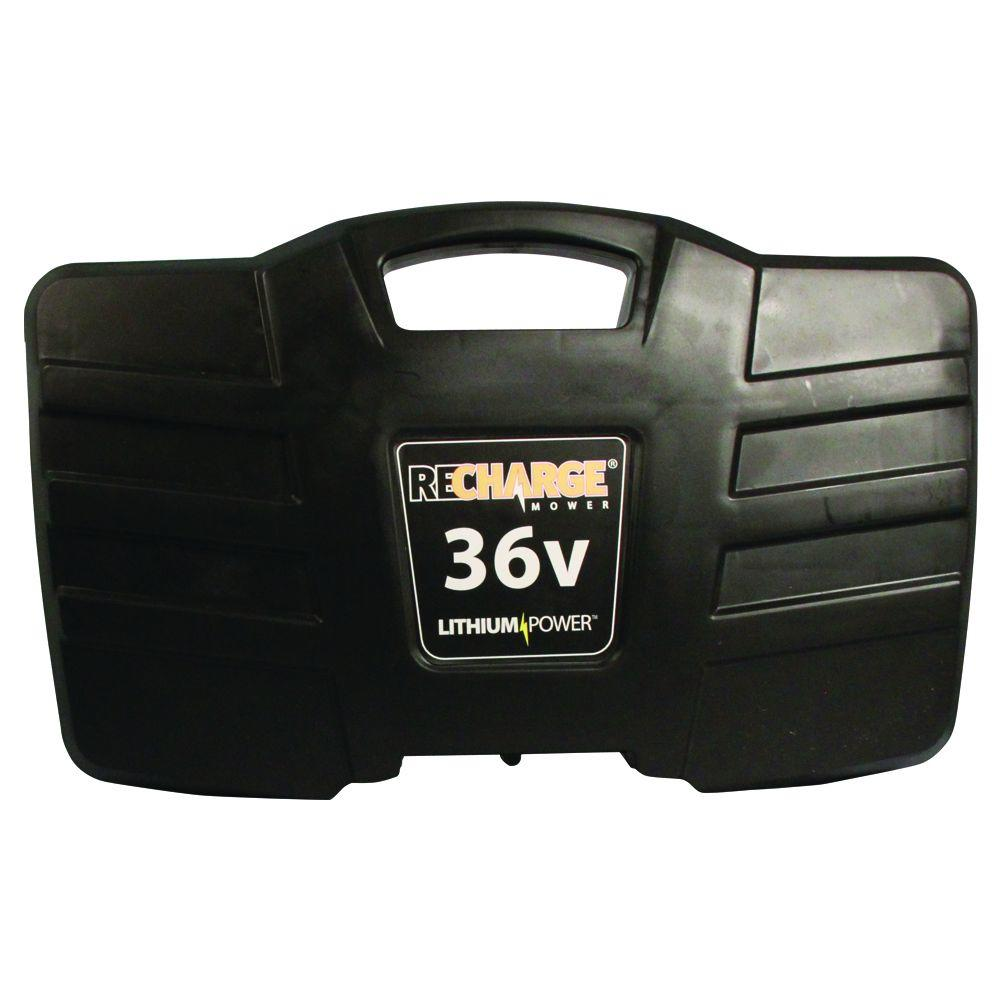 Recharge Mower 36-Volt Lithium Battery