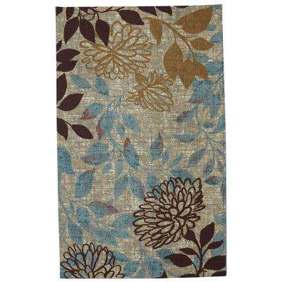 Printed Outdoor Patio Area Rug
