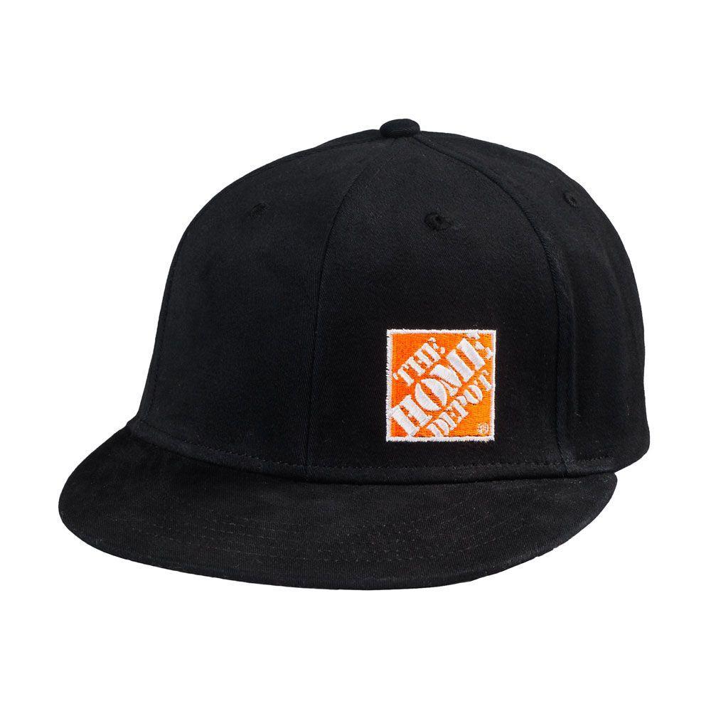 The Home Depot Home Depot Flat-Bill Fitted Cap