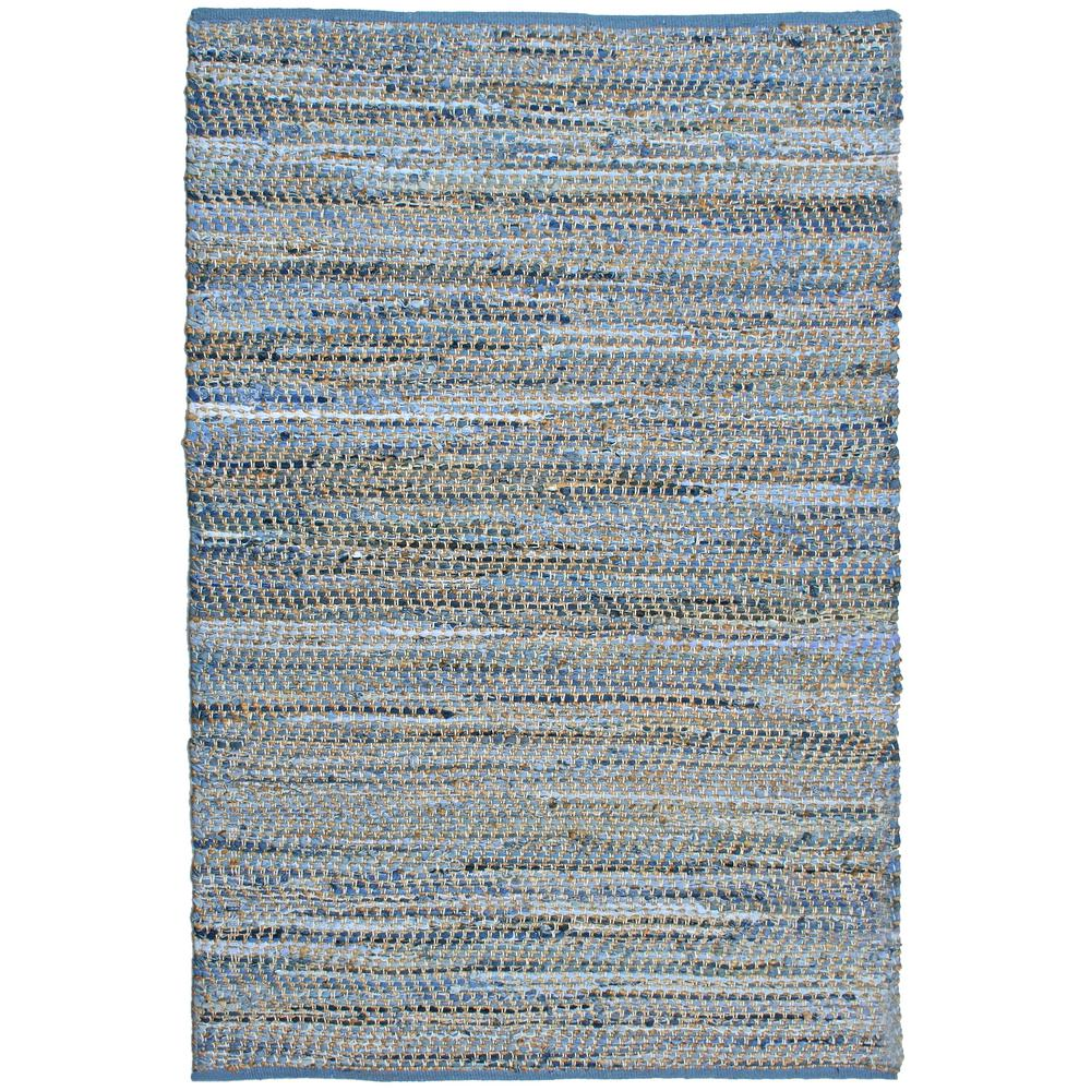 Blue Jeans 21 In X 34 Accent Rug