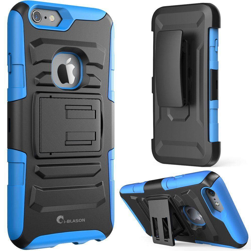 Prime Series 4.7 in. Holster Case for Apple iPhone 6/6S, ...