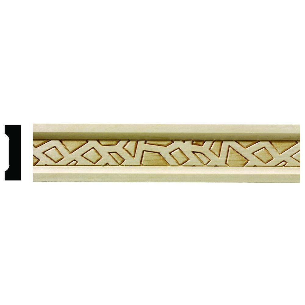 Ornamental Mouldings 1626 1/2 In. X 1-3/4 In. X 6 In