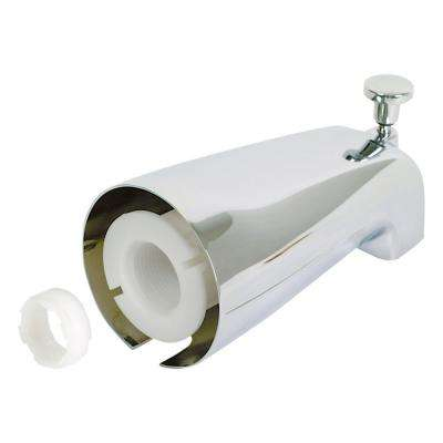 Adjustable Diverter Spout, Chrome