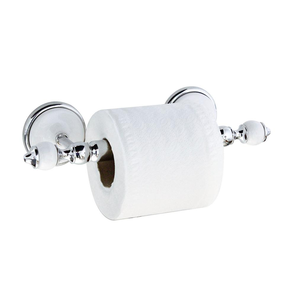 Modona Arora Toilet Paper Holder With Stainless Steel Roller In