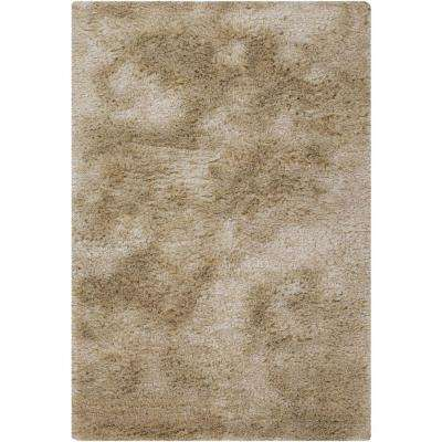 Naya Tan/Beige 5 ft. x 7 ft. 6 in. Indoor Area Rug