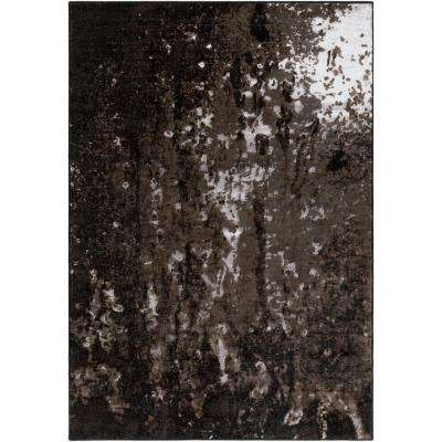 Neptune Charcoal 2 ft. x 3 ft. Indoor Area Rug