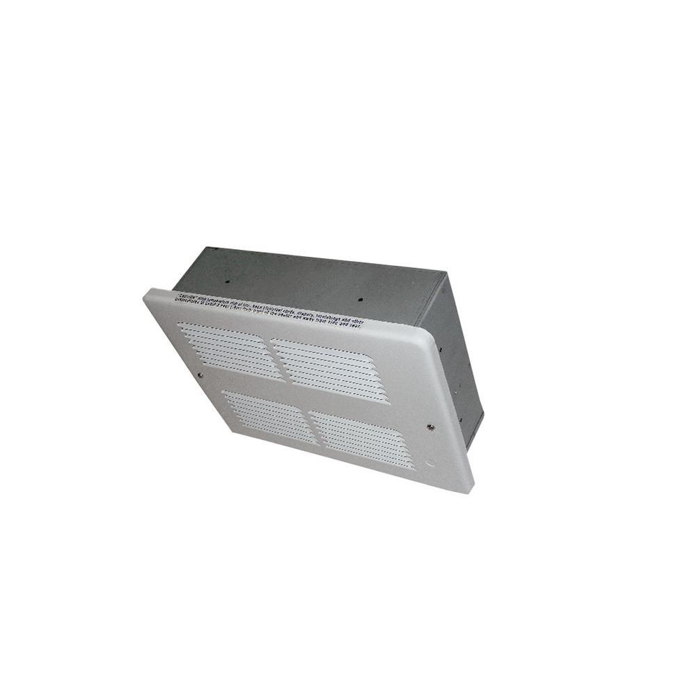 1500-750-Watt / 1125-562-Watt WHFC Electric Ceiling Heater 240/208-Volt, White