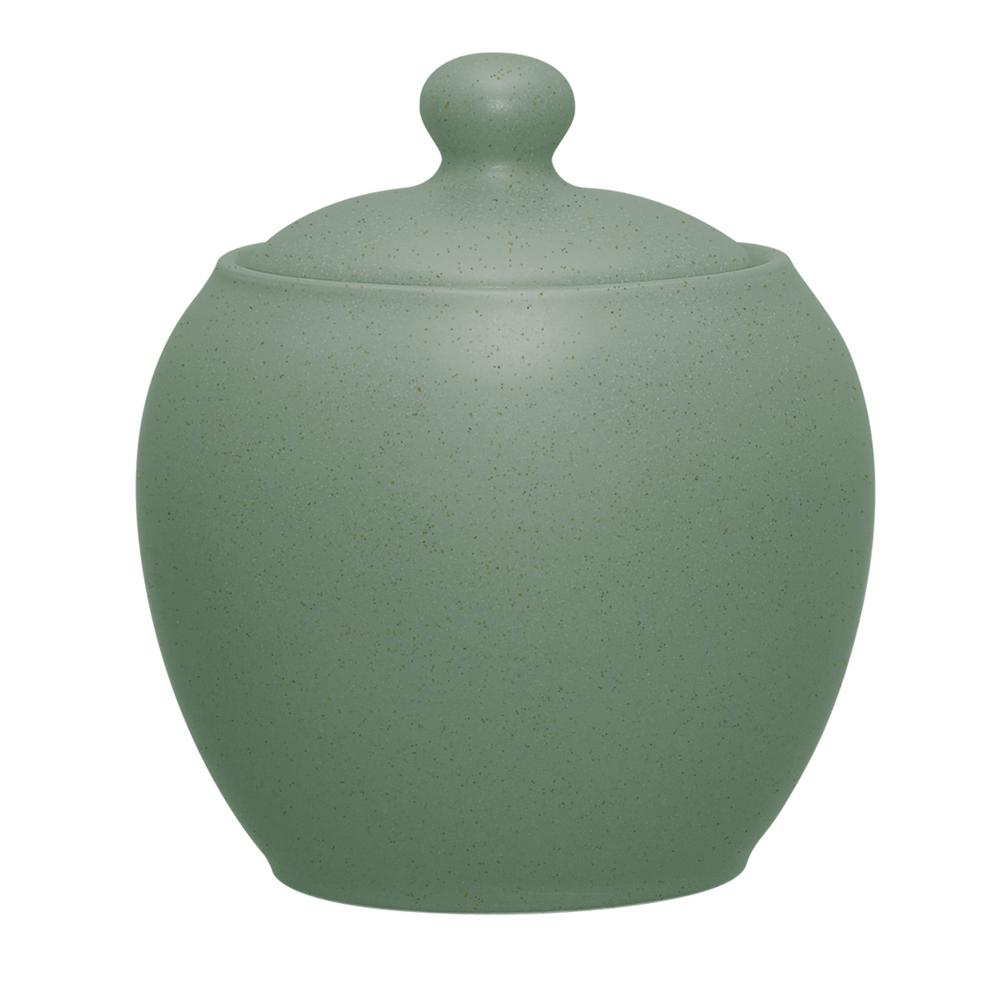 Colorwave 13 oz. Green Sugar Bowl with Cover
