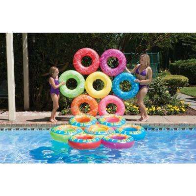 Ring-A-Ding-Ding Island/Lucky 7 Swimming Pool Game