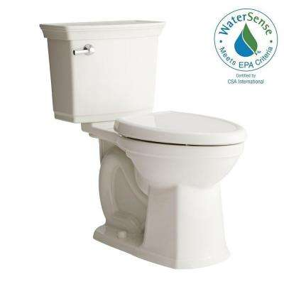Optum VorMax Complete Right Height 2-piece 1.28 GPF Elongated Toilet in White