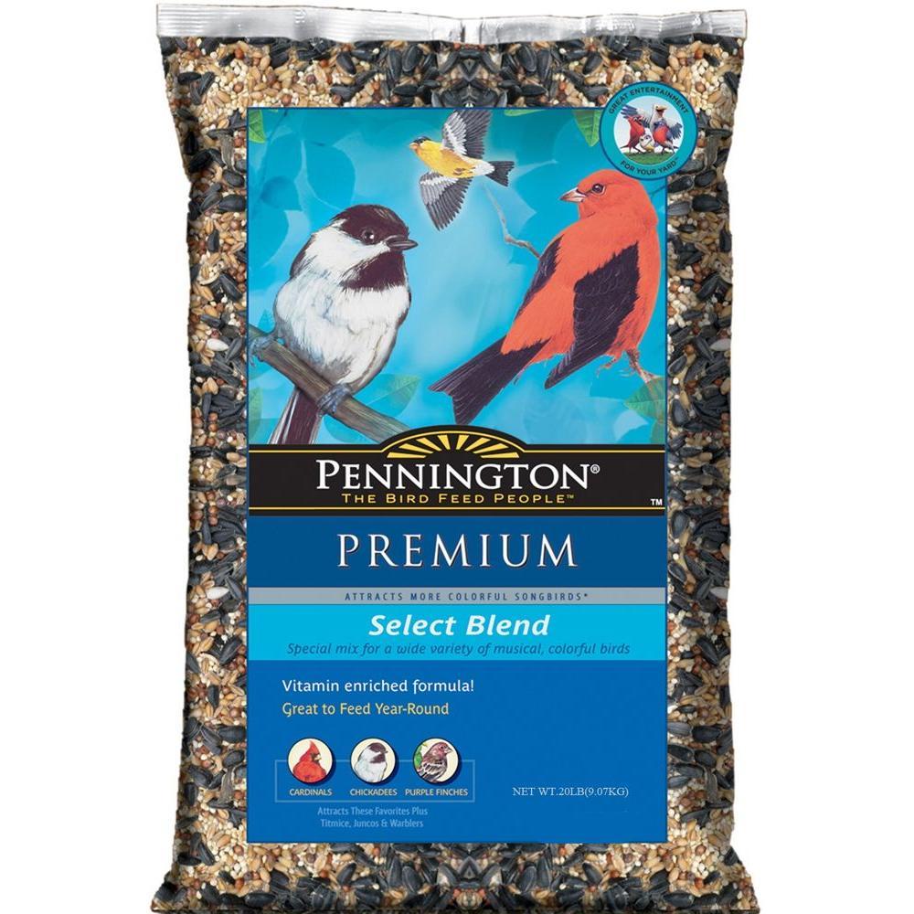 Premium Select 20 lb. Wild Bird Feed