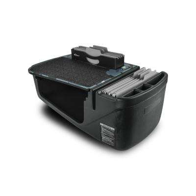 Efficiency FileMaster Car Desk Urban Camouflage with Built-in Power Inverter