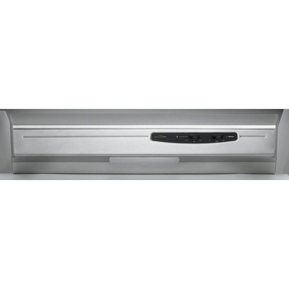 Broan Allure 30 In Externally Vented Range Hood In