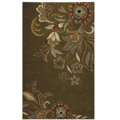 Tara Sage 7 ft. 6 in. x 9 ft. 6 in. Area Rug