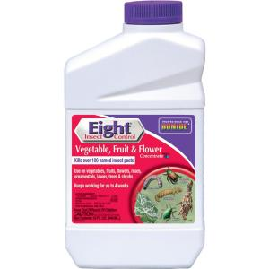 32 oz. Eight Insect Control Vegetable/Fruit/Flower Concentrate