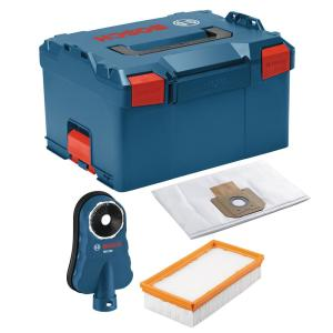 17.5 in. L x 14 in. W x 10 in. H Pro Plus Guard Drilling Kit for 14 Gal. VAC with Stackable Tool Storage Hard Case