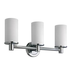 Gatco Latitude II 3-Light Chrome Sconce by Gatco