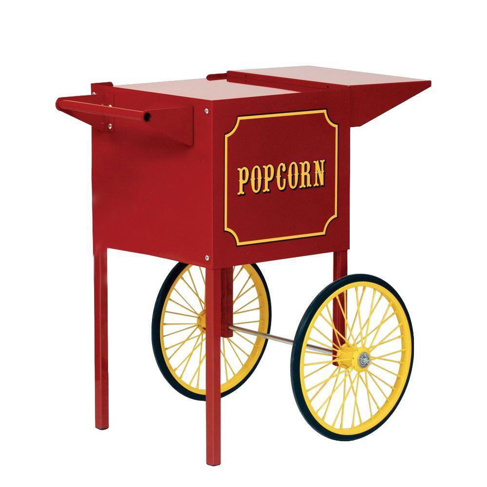 Paragon 4 oz. Popcorn Cart
