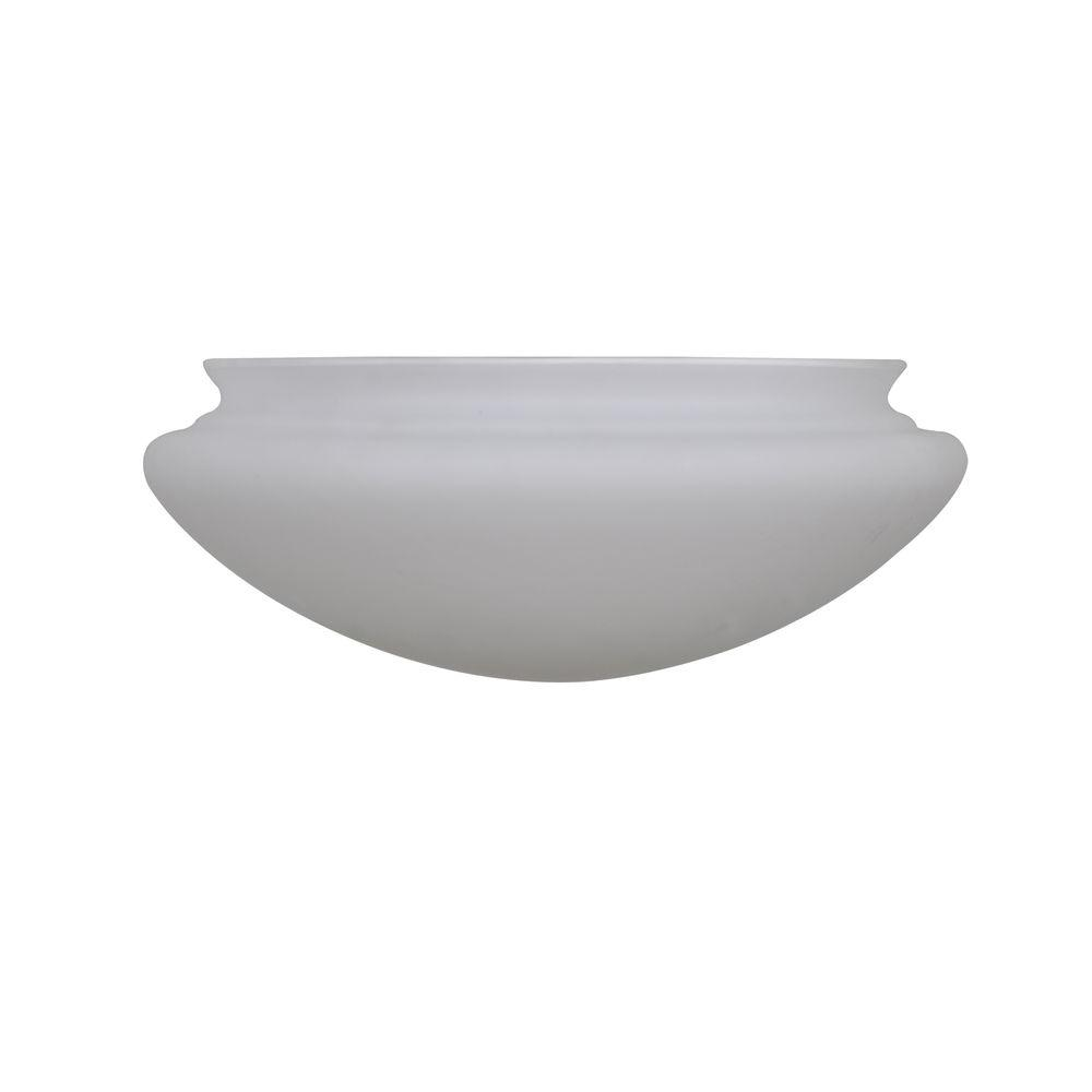 Ceiling Fan Glass Replacement Light Cover Bowl Decor