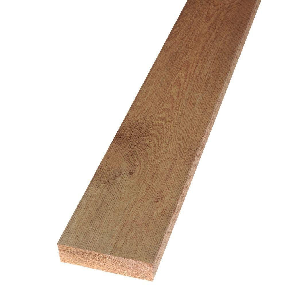 1 in. x 4 in. x 8 ft. Cedar Board