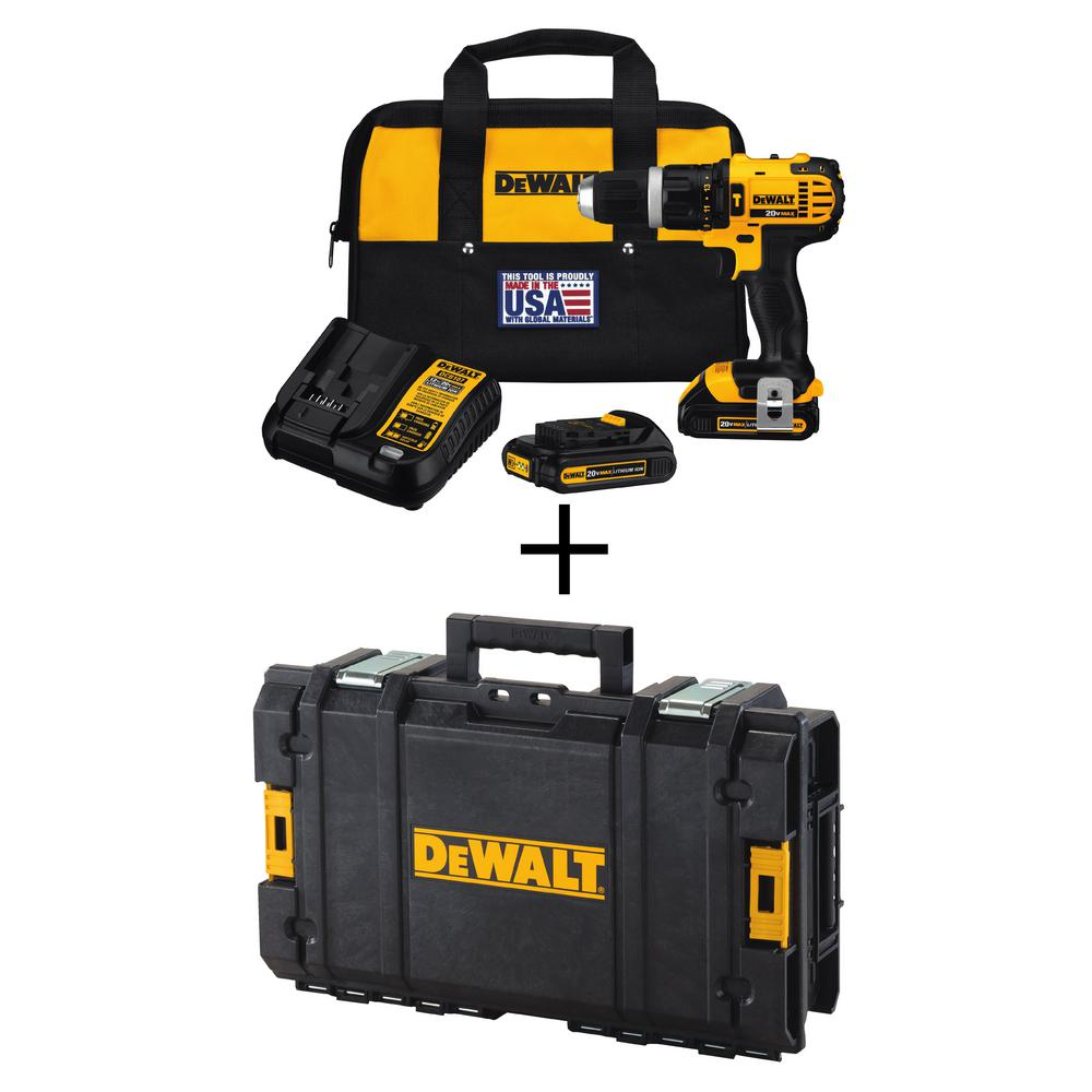 Kreg diy project kit diykit the home depot 20 volt max lithium ion compact hammer drilldriver kit with 2 solutioingenieria Choice Image