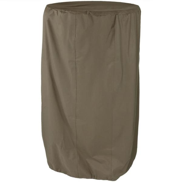 38 in. Khaki Outdoor Water Fountain Cover