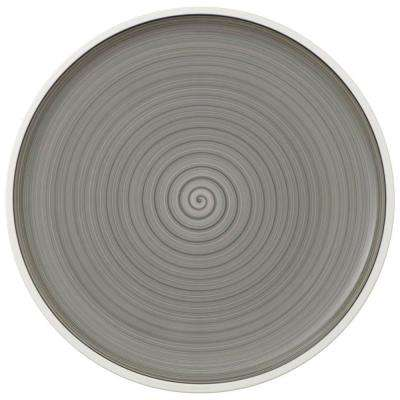 Manufacture Gris 12-1/2 in. Buffet Plate