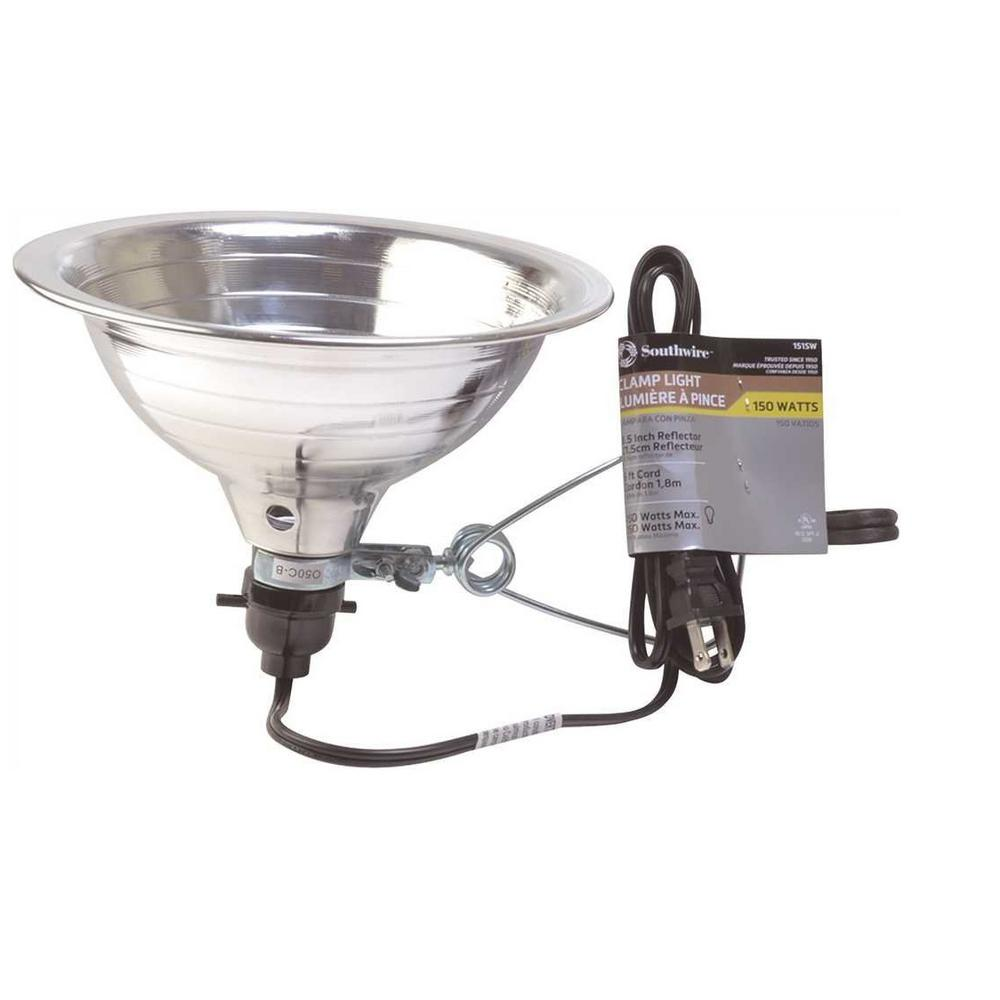 Clip & Suction Lights - Lamps - The Home Depot