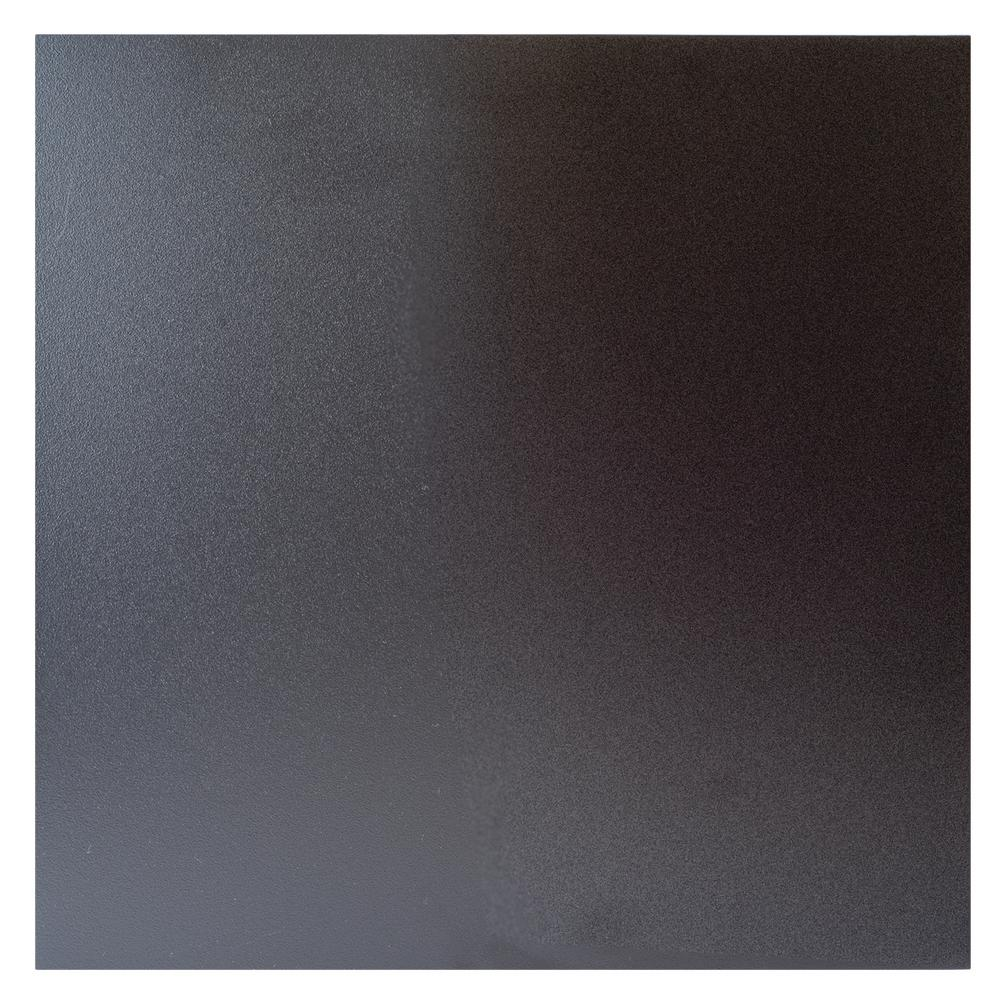 M-D Building Products 1 ft. x 1 ft. Chalkboard Steel chalkboard is easy to erase. It's perfect for student work, home organization and other decorative projects. This chalkboard also holds magnets for more craft options.