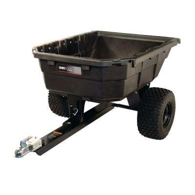 12.5 cu. ft. 1000 lb. Ultimate Poly ATV Cart