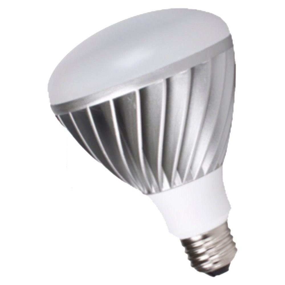 Sea Gull Lighting Ambiance 15W Equivalent 120-Volt Cool White (4000K) BR30 Medium Base 120 Degree Beam LED Light Bulb