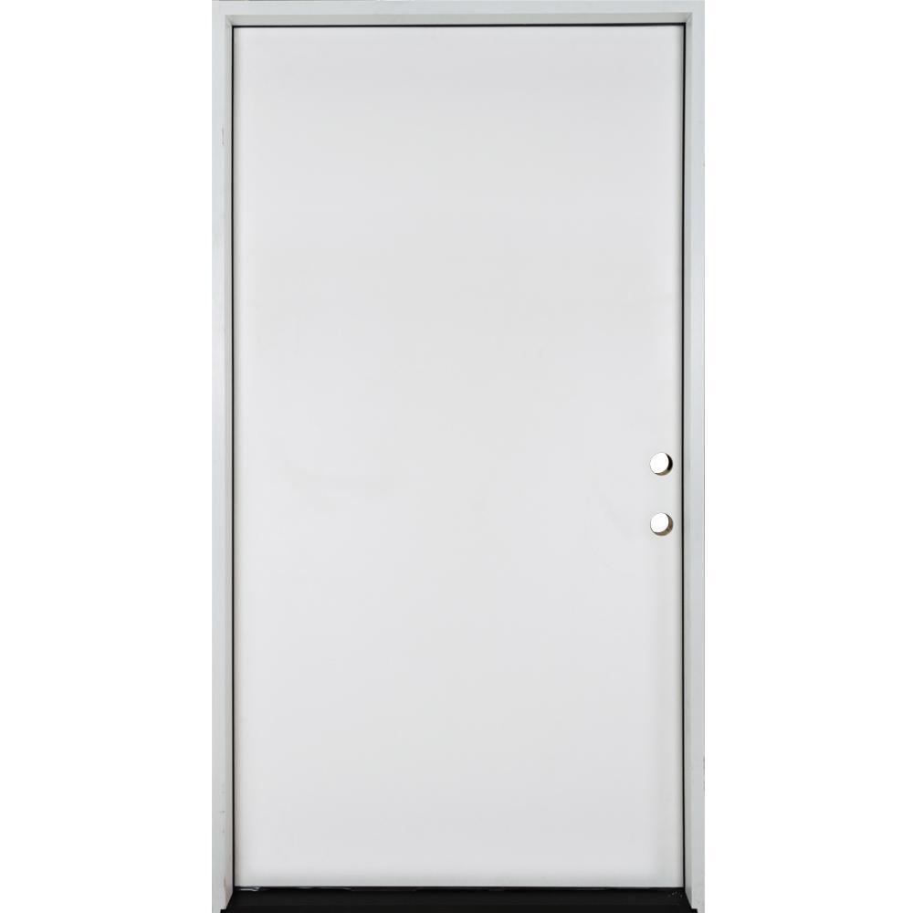 Right Hand Inswing 42 X 80 Steel Doors Front Doors