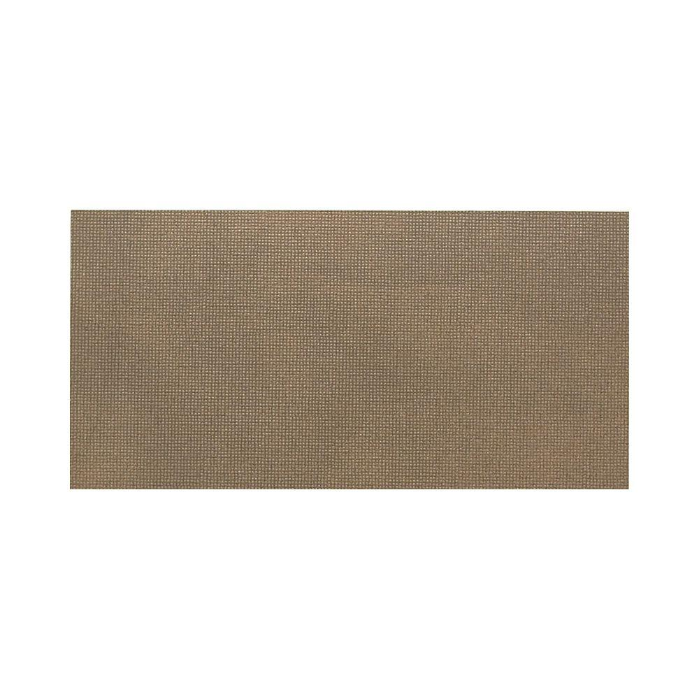 Daltile Vibe Techno Bronze 12 in. x 24 in. Porcelain Unpolished Floor and Wall Tile (11.62 sq. ft. / case)-DISCONTINUED