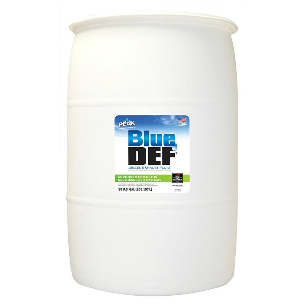 55 Gal. DEF Drum