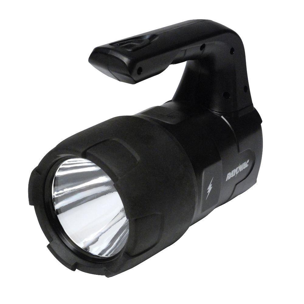 Rayovac Workhorse Pro4C LED Virtually Indestructible Spotlight