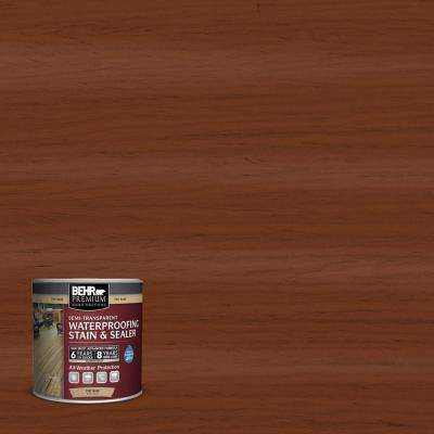 #ST-116 Woodbridge Semi-Transparent Weatherproofing Wood Stain